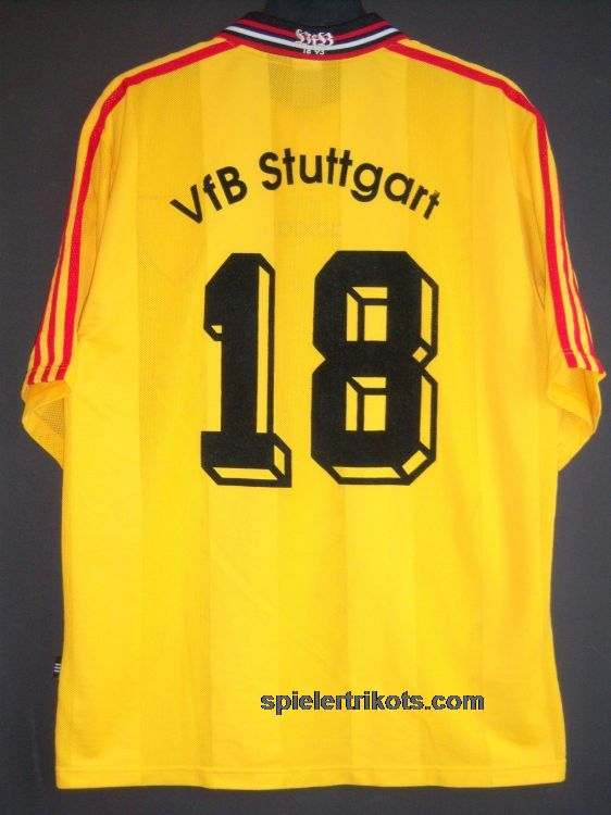 vifit matchworn vfb stuttgart trikot. Black Bedroom Furniture Sets. Home Design Ideas